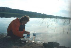 Vattenfiltrering